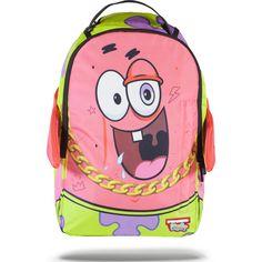 Sprayground x Spongebob Wings Backpack | Patrick Wings