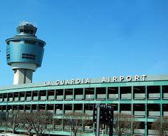 LaGuardia Airport in Flushing, Queens