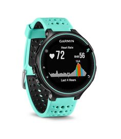 Garmin Forerunner 235 HR. I could get used to this! Will wait til the price comes down tho lol