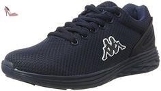 Kappa Trust, Sneakers Basses Mixte Adulte, Bleu (6767 Navy), 42 EU