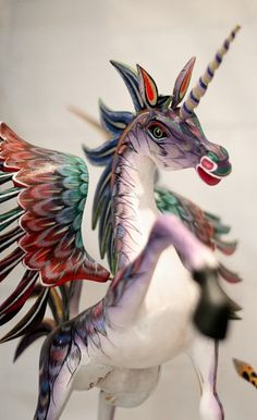 mexican,people,art,culture,photography - A Mexican Unicorn!! [because it has to be Mexicano! Ahuaa!]