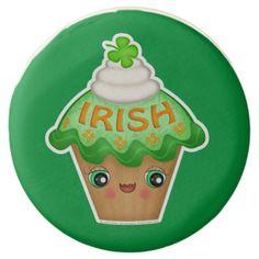 St. Patricks Day Irish Cupcake Oreo Cookies @zazzle