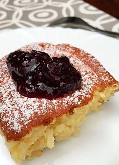 Rizskoch – VIDEÓVAL!   GastroHobbi Rice Cakes, No Bake Desserts, Waffles, Cheesecake, Muffin, Good Food, Food And Drink, Paleo, Gluten Free