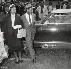 Photo d'actualité : Reverend Martin Luther King, Jr., and his wife...