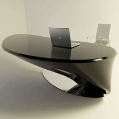 This wonderful desk is characterized by elegance and design, as well as to the shape and especially for the innovation of the materials used. Atkinson is a design usually unusual for the office world but at the same time is charming and captivating, making his collacazione even in a reception, shops, or other room to customize. FINISH GLOSS LACQUERED