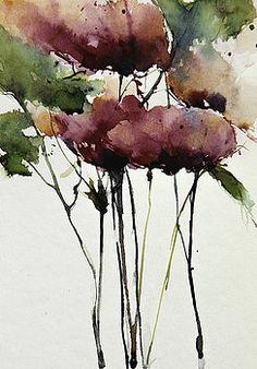 Wild roses by Annemiek Groenhout