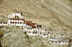 Nubra Valley- Monastery of the Future Buddha Leh, Buddha, Explore, Future, Places, World, Future Tense, Lugares, Exploring