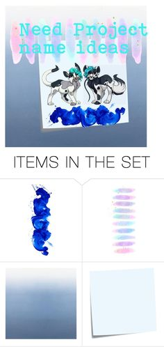 """""""ovipets project"""" by mikenna-darkflight on Polyvore featuring art"""