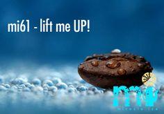 "MI61 - ""Lift me UP! Ice Coffee""    .  . Amaretto I Espresso I Mascarpone I Slagroom I Biscuits I Khaloua Iced Coffee, Up, Muffin, Cocktails, Breakfast, Desserts, Food, Mascarpone, Craft Cocktails"