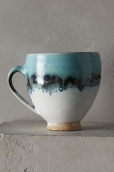Sunset Glazed Mug - anthropologie.com