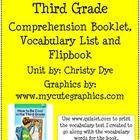 Use this comprehension booklet to guide understanding as your students are reading the book, How to be Cool in Third Grade.  I also made vocabualry...