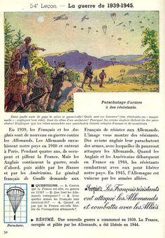 La guerre de 1935-1945
