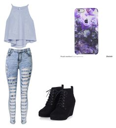"""""""Cute outfit"""" by fungiral on Polyvore featuring Zara"""