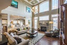 Toll Brothers - Family Room