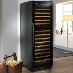 Costco: Wine Enthusiast   Q Series 170-bottle   Dual-temperature Wine Cellar