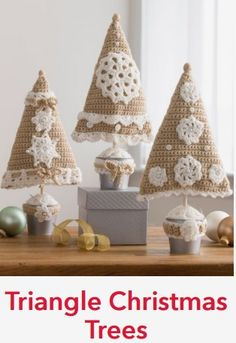 2017/05/24 PDF for Triangle Christmas Trees