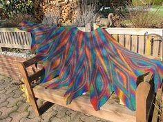 Ravelry: Drachenfeuer pattern by Michael Schmidt