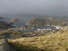 Hidra - island situated near Flekkefjord, Norway. More photos: Wirtualna Norwegia pl
