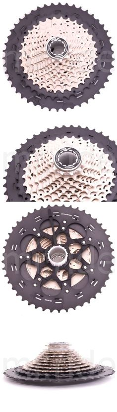 Cassettes Freewheels and Cogs 177809: 2017 Shimano Slx Mountain Bike Cassette Cs-M7000 11-Speed 11-46T -> BUY IT NOW ONLY: $74.99 on eBay!