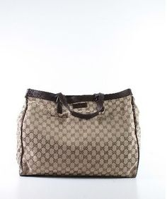 21520a9fbb8 GUCCI CANVAS 145864 MONOGRAM CROSSBODY
