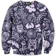 Beloved Shirts presents the Halloween Night Sweatshirt
