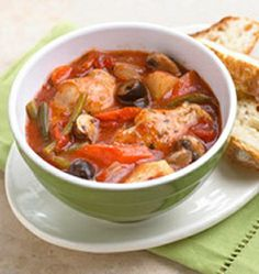 WW Crockpot French Chicken Stew-Weight Watchers friendly at 5 Points+. and Makes 8 servings.