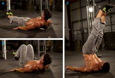The Bodybuilding.com Exercise Database is home to hundreds of great movements. Check out the 10 highest-rated abdominals exercises, as chosen by our users!