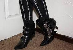 Goth Boots, Gothic, Heels, Fashion, Heel, Moda, Goth, Fashion Styles, High Heel