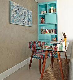 Construindo Minha Casa Clean: Decoração do Home Office - Dicas para seu Cantinho de Trabalho!