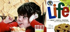 """Throwback Thursdays: 1972 Life Cereal """"Mikey"""" Commercial"""