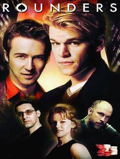 Rounders Amazon Instant Video ~ Matt Damon, Pokerfilm