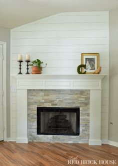 Fireplace Makeover Guest Post