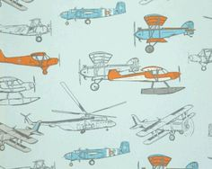 airplane fabric!