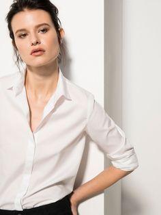 Zobacz wszystko - Koszule i Bluzki - KOBIETA - Massimo Dutti