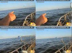 Ufo Evidence: Óvni Submerge no Mar da Galícia