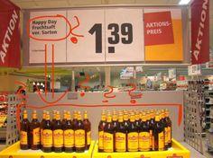 Dieses Angebot, dem Du nicht vertraust. | 57 Supermarkt-Fails, die die Geschichte verändert haben