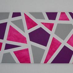 soleil bleu peinture abstraite tableau moderne peinture l 39 huile sur toile tableau. Black Bedroom Furniture Sets. Home Design Ideas
