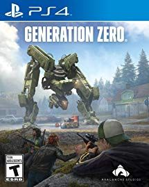GENERATION ZERO new open-world first-person shooter from Avalanche Studios has been released for PC, and Xbox One. Avalanche Studios, Playstation, Minions, A Clash Of Kings, Horizon Zero Dawn, Battle Royale, Three Friends, First Person Shooter, Man Vs