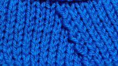 Slip Knit Pass Decrease (SKP)
