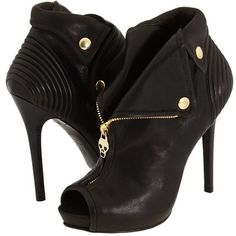 Alexander McQueen Faithful black bootie.... que luxooooooooooooooo!!!!