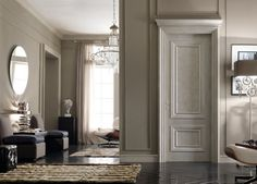 Amantea | Le porte di Lorenzo | Classic door | New Design Porte