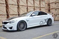 #BMWF82 ///M4 Coupe HAMANN DS Automobile