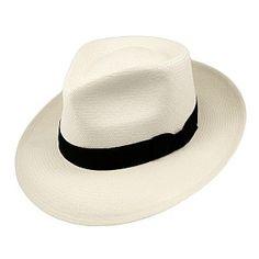 Classic Panama. I wanna rock a hat like this.