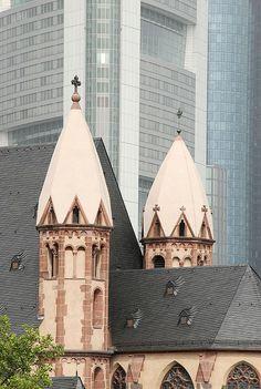 Leonhardskirche - Frankfurt, Germany