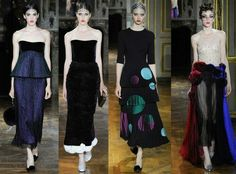 Коллекция Haute couture Ульяны Сергеенко (Ulyana Sergeenko ...