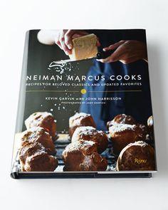 """""""Neiman Marcus Cooks"""" Cookbook at Horchow."""