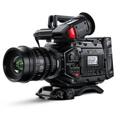 Blackmagic Design URSA Mini Pro - The world's first digital film camera with professional broadcast camera features and controls
