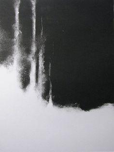 Tekla McInerney's Monotypes Are Striking Prints Of A Wild Landscape…
