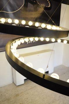 JSPR l Aura  http://www.gimmii.nl/dutch-design/aura-lampen-jspr-milaan…