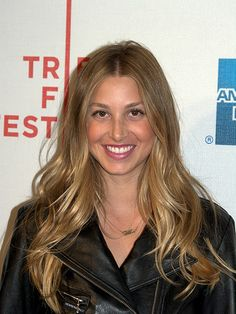 Whitney Port.. Love her hair